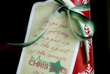 Tis Better to Give  / Gift ideas for anyone you may need a gift for  / by Leslie Peters Cantrell