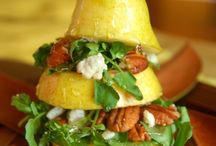 Pinterest food inspiration / Creative, interesting foods to try / by Carol Naff, Mariner Company