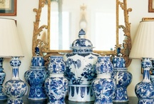 Blue & White / by Seasons Gifts & Home