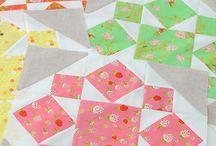 quilt blocks / by Bronwyn