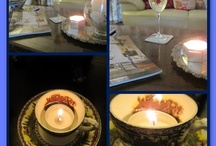 Candlelight / by Natasha in Oz @ natashainoz.com