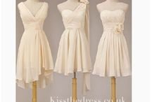 Bridesmaid dresses / by Jennifer Coats