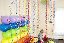 Birthday Parties / by Meghan Shaughnessy