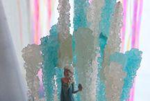 Frozen party / by Melissa Jentz-Cote