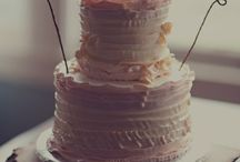 wedding: cakes. / by Courtney Little
