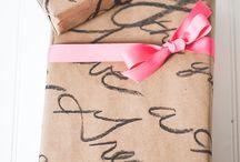 Gifts / by Kerri Shigo