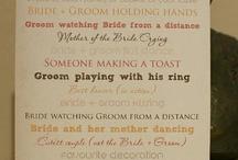 Wedding Ideas / by Jennifer Pharo