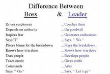 Leadership / by Jamie Gronlund-Moebes