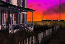 Art - Edward Hopper / by Margaret Walters