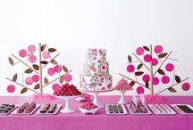 Wedding Cakes/Reception Ideas/Decor / by Frances Fisher