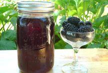 Blackberries / by Pat Dodge