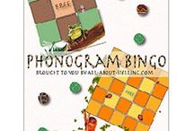Phonics and more / by Stephanie Clark