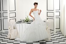 Eddy K Bouquet Styles 2014 / Our best styles from Eddy K's Bouquet 2014 collection / by Eddy K Bridal