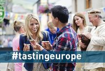 #TastingEurope / There is no more delicious way to experience the soul of European culture, history and traditions than through its food.   Share your foodie experience in Europe using the #tastingeurope hashtag to appear on www.tastingeurope.com / by VISITEUROPE.com