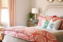 Headboards and bedding ideas / by Janice Lassiter