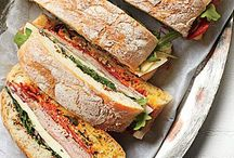 Sandwiches / by Katie Coley
