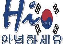 Learn Korean / by Sara Otero