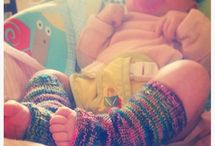 Knits for baby / by Helen Mahan