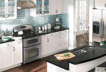 Kitchen Ideas / by Jamie {My Baking Addiction}