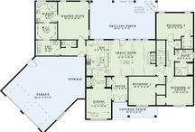 House plans / by Toni Bolden