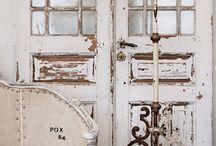 doors / by Kathryn Stephens