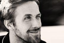 Ryan Gosling / by Michael Saenz