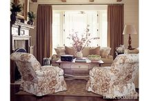 living rooms / by Betsy Peterson