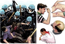 Comics Journalism / Pages from comics published by us. / by Cartoon Movement