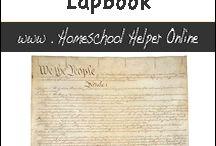 Homeschool - Social Studies & Government / by Mandie Gassett