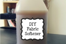 Natural homemade cleaners / by Colleen Prendergast