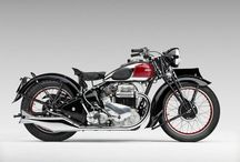 Ariel Motorcycles / by Iron & Air