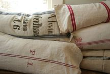 Love Linens / by Shand Mayville (Quarters One)