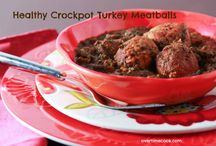 Crock-pot meals! / by Amanda Bowser