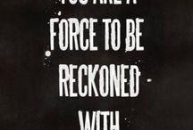 Quotes / by Sara Mathis-Hardigan