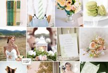 Spring Wedding Inspiration / by MagnoliaRouge