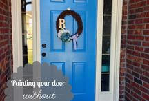 Front Door Blue No More / by Meredith Kennedy
