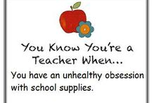 Teachers are special / by Mary