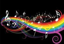 music music / by Janice Johns