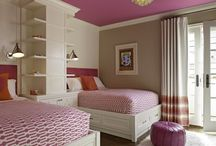 In the Pink - Big Girl Rooms ... / by Jennifer Bottorff