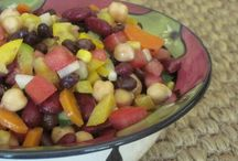 GF & SF~Salads & Vegetables~ / by Kelsey Goldbarth