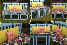 Frugal Decor from Chairs / by Frugal Decorating Diva