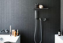 HZ No 1 bathroom / by Alice Feja