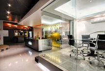 Office design / by Nandi Rembach