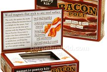 Why bacon?  Because I can. / by Allison Mauser
