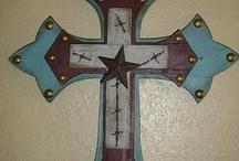 Crosses / by Kasey Halbrooks