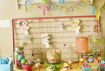Lalaloopsy Birthday Party / by Loo De Loop