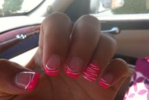 Nails  / by Chelsea Bodiford
