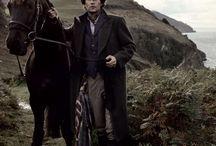 mood: wiley, windy moors / by Faith Rudd Trimmer