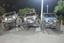 Jeeps / by Jules Carpenter