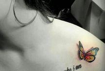 Tattoos  / by Amy {fun-baby-shower-ideas.com}